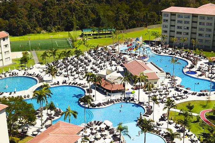 Escapada para Atibaia (Tauá Resort & Convention) - 3 dias