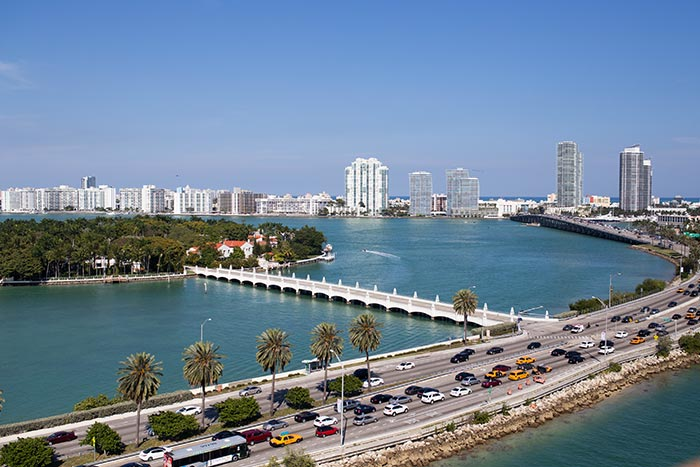 Miami com Key West de Carro (voando American Airlines)